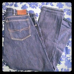 Men's Ralph Lauren blue jeans